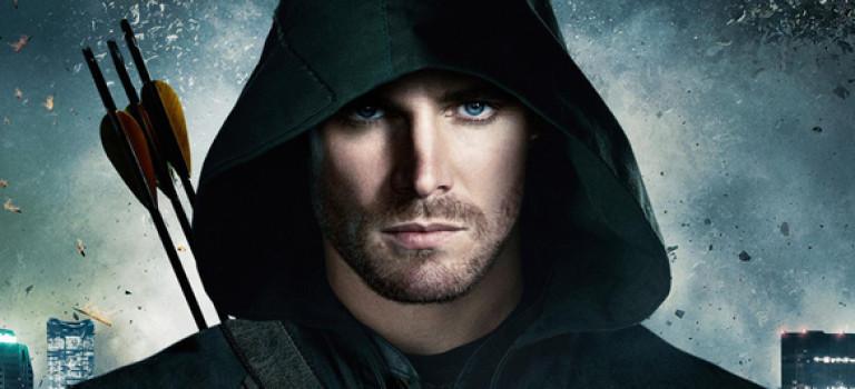 """Liga sprawiedliwych w """"Arrow"""""""