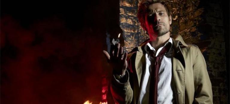 Wyczekiwany John Constantine w Arrow