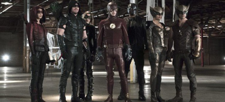 Zwiastun crossovera – Arrow i Flash