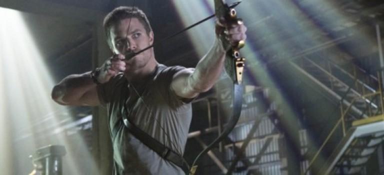 Arrow – walka z przestępcami